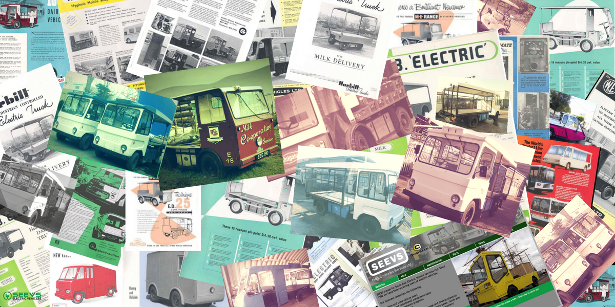 SEEVS Heritage Electric Vehicles and Aftersales