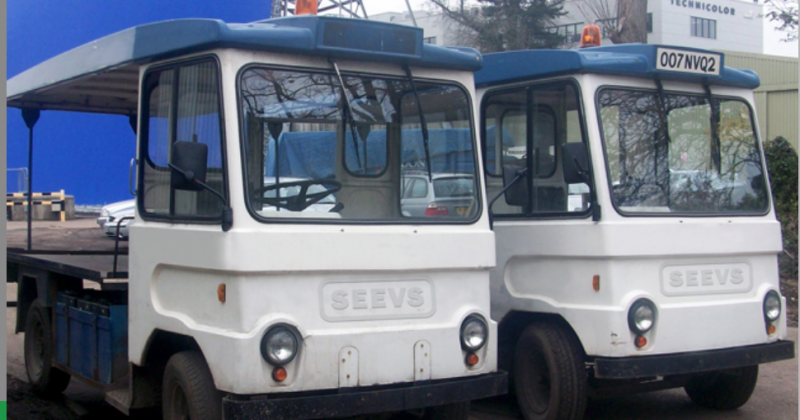 SEEVS Milk Floats