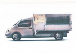 New Electric Van