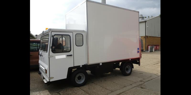 Bespoke Box Van