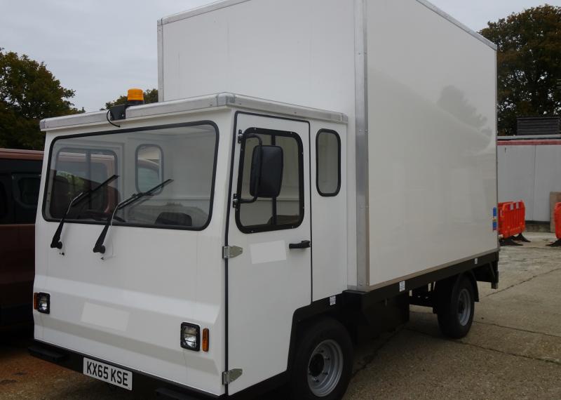 5.5T EV Truck